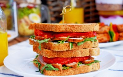 Sandwiches, crumpets and cyber security